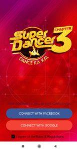 Super Dancer 3 Online Voting