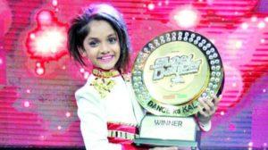 Super Dancer Winner