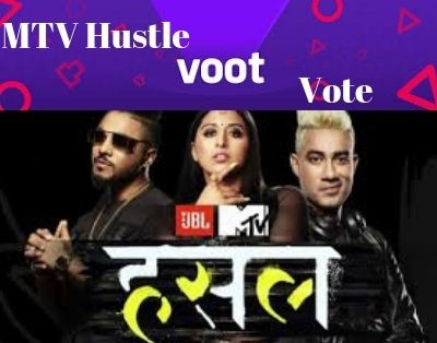 MTV Hustle Voting