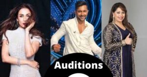 India's Best Dancer Auditions