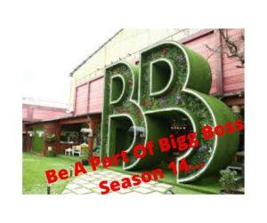 Bigg Boss Audition 2020
