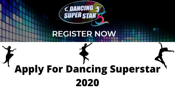 Dancing Superstar Audition