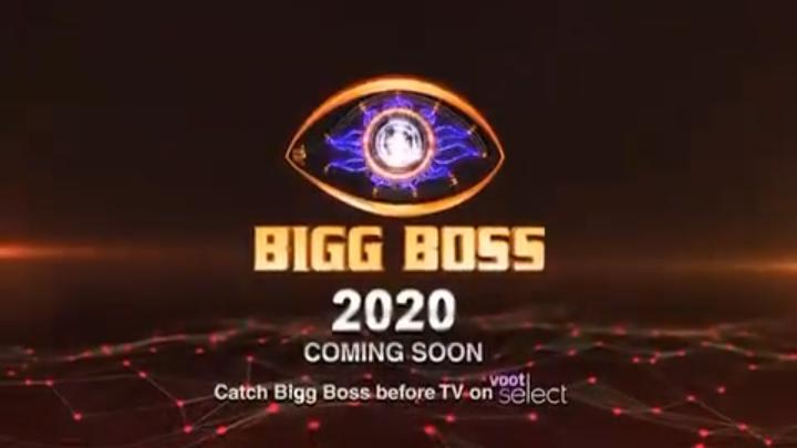 bigg boss season 2020 logo